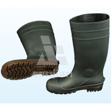 Jy-6245 Elephant Rubber Rain Boots with Fur Lining