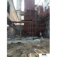 Tuyau de PRF pour l'équipement de désulfuration de gaz de combustion
