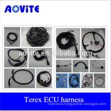 Terex dump truck transmission ecu wiring harness 29537724