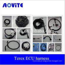 Terex dump truck transmission ecu cablagens 29537724