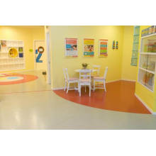 1.8mm thickness PVC Commercial Flooring