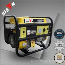 BISON CHINA TaiZhou 1.5kw Homemade Electric Inverter Gasoline HONDA Generator 220v