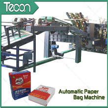 Industrielle Bottom-Pasted Bag Making Machine
