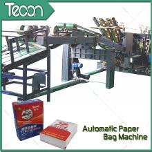 Máquina de papel Kraft automática completamente automática conducida para el cemento (ZT9804 y HD4913)