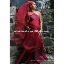 Simple Design Empire Pregnant Wedding Dress