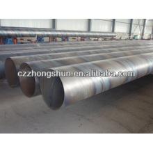 Ssaw spiralgeschweißte Stahlrohre