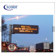 High Way Traffic Message P10 Led display-borden