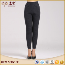 autumn and winter large size Europe and the United States pants plus size cashmere