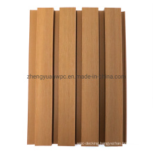 Eco Stable Wood Plastic Composite Wall Cladding Exterior& Interior External Wooden Wall Panel Plank Board