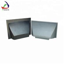 Fábrica de la cubierta posterior del plástico TV de la vivienda electrónica de alta calidad del ABS de China