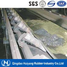 Cinta transportadora de algodão Multi-Ply Cc resistente a óleo