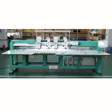 Coiling Taping Cording embroidery machine