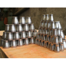 Redutor concêntrico de aço inoxidável SMLS