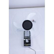 18 pulgadas DC12V pared ventilador Solar de pared