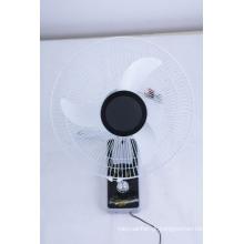 18 polegadas parede de DC12V ventilador ventilador parede Solar