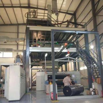 1600/2400/3200 / 4200MM PP SS Máquina para fabricar telas no tejidas