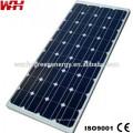 120w monokristallines Solarpanel für zu Hause