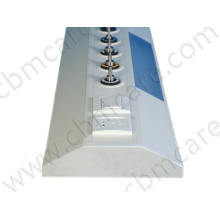 Bed Head Panel with Medical Gas Terminals