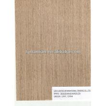 Cheap folheado de madeira de corte rotativo projetado