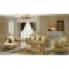 Klassisches Stoffsofa für Wohnzimmermöbel (D619D)