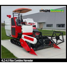 Thresher Machinery Usage for Rice and Wheat