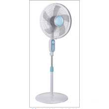16 Inch Floor Fan with 60 Mins Timer and Durable Motor