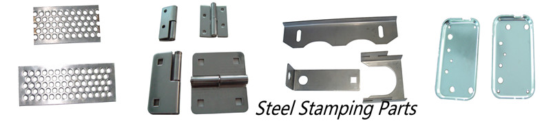 Auto steel stamping components