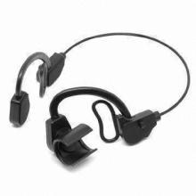 Bullet Camera Mount Ear Hook, Made of Plastic