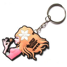 rubber patch,pvc key chain for promotion and gift