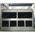 Nicht rund Superdyma-Rahmen Kühlturm GHM-250 Kreuzfluid Geschlossener Kühlturm