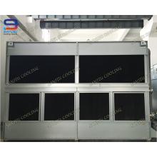 Tour de refroidissement fermée de tour de réfrigération de moulin / tour de refroidissement de générateur de superdyma