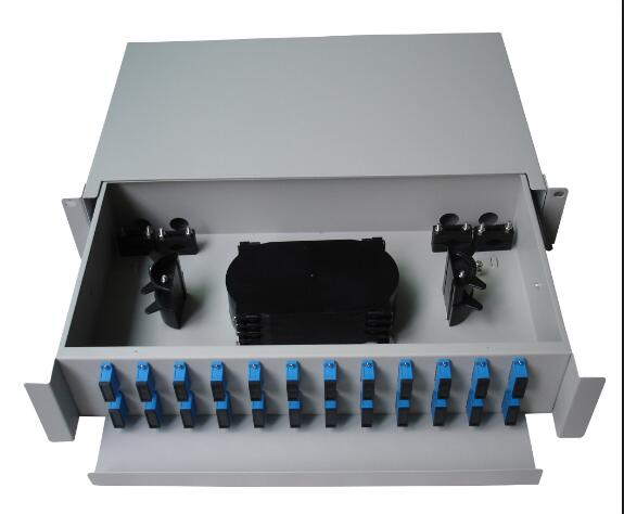 24 Port Fiber Optic Patch Panel Price