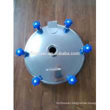 Sanitary manhole,stainless steel manhole covers
