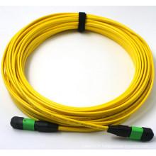Cordon de brassage fibre monomode MPO