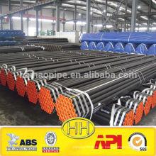 De alta calidad API 5L (GR) X65 tubería de aceite tubería soldada