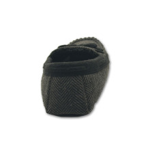 OEM/ODM for Mens Indoor Slippers,Leather Indoor Slippers Mens,Men'S Indoor Shoes Slippers Manufacturer in China Men fur lining moccasins home loafers slippers supply to Kenya Exporter