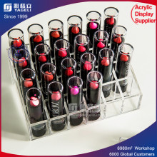30 PCS Acrylic Lipstick Display Rack