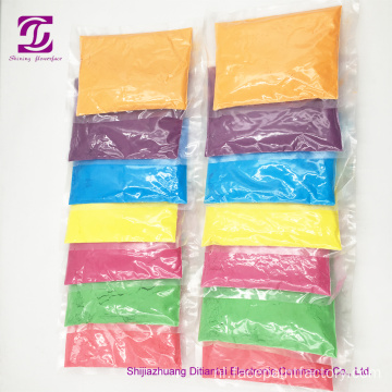 Natural Cornstarch Made Color Run Powder voor evenementen