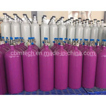 Portable Pink Noncorrosive Gas Cylinders 2L