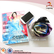 printing cashmere&wool blended pashmina scarves