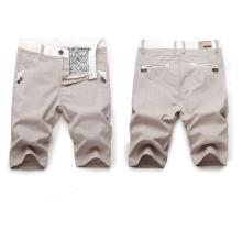 15PKPT06 Teen Boys Spring Summer calça de linho casual