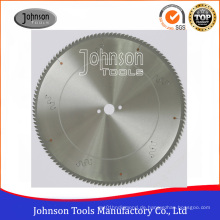 110-500mm Tct Kreissägeblätter für Aluminium mit TCG Typ
