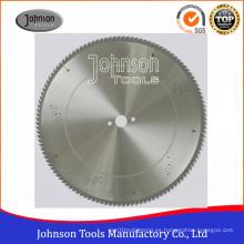 110-500mm Tct Circular vio las cuchillas para el aluminio con el tipo de Tcg