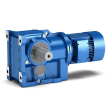 Aluminum Bevel Gearbox for Industrial Machinery