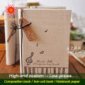 2015 Classical Design Customized Note Book Set