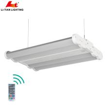 Hohe Leistung ETL hängende lineare hohe Buchtlampe 0-10v, die industrielles lineares highbay 200w 400w verdunkelt