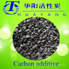 Carbon content 94% sulphur content0,.24% carbon steel additive