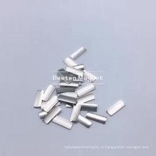 Сегментный неодимовый магнит с никелевым покрытием Магнит двигателя