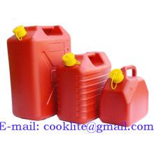 Benzinkanister Kraftstoff PE Kanister Sicherheitskanister aus Kunststoff