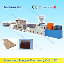 PVC/PP/PE/PS Extrusion Sheet Production Line-Plastic Sheet Making Extrusion